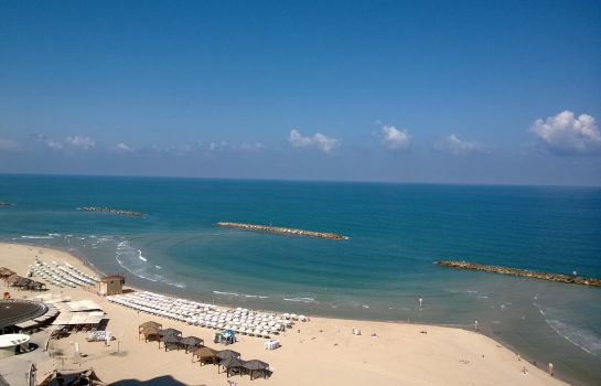 Exterior view Crowne Plaza TEL AVIV BEACH