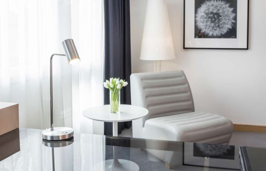 Single room (standard) RADISSON BLU MALMO