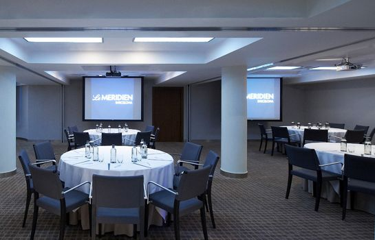 Conference room Le Meridien Barcelona