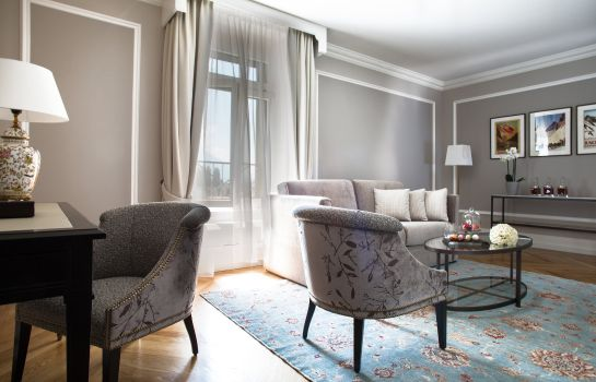 Suite Victoria-Jungfrau Grand Hotel & Spa