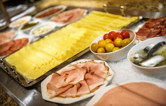 Breakfast buffet Elite (adults only 16+)