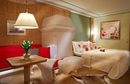 Junior suite Hotel Salzburgerhof*****s
