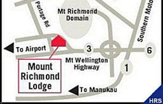 Information Mount Richmond Hotel