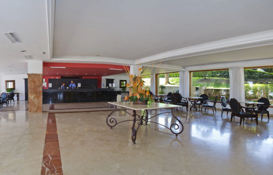Reception Club Hotel Aguamarina