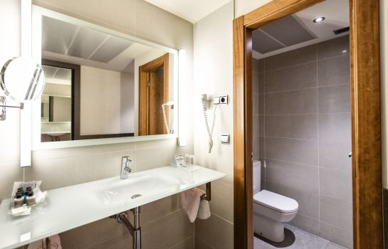 Bagno in camera Maisonnave