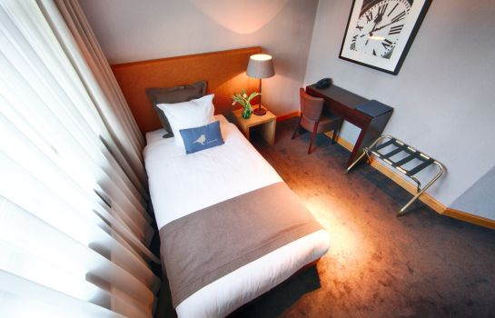 Single room (standard) Best Western Delphi