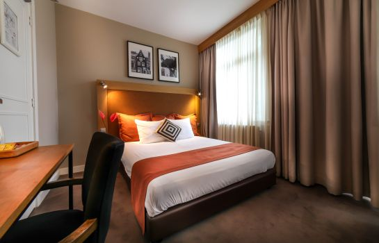 Double room (standard) Best Western Delphi