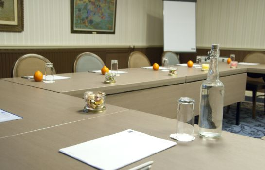 Meeting room art hotel Spaander