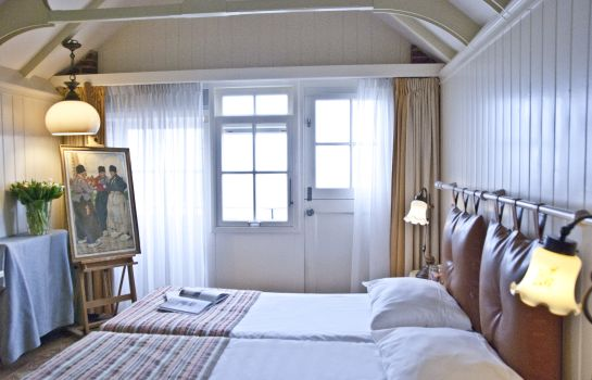 Double room (standard) art hotel Spaander