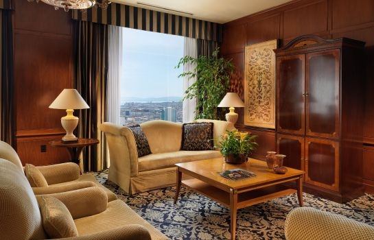 Suite InterContinental MARK HOPKINS SAN FRANCISCO