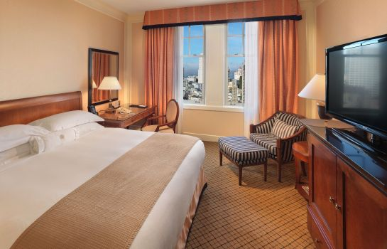 Zimmer InterContinental MARK HOPKINS SAN FRANCISCO