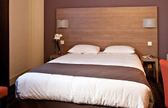 Single room (standard) Bristol Hotel