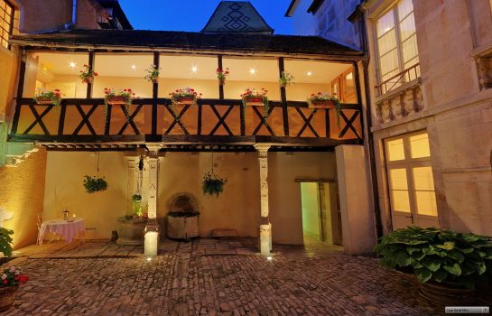 Exterior view Le Cep Small Luxury Hotels
