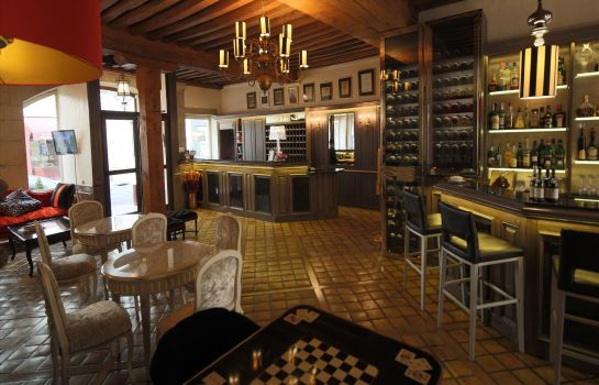 Bar del hotel Le Cep Small Luxury Hotels