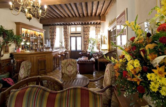 Hotel bar Le Cep Small Luxury Hotels