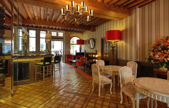 Lobby Le Cep Small Luxury Hotels