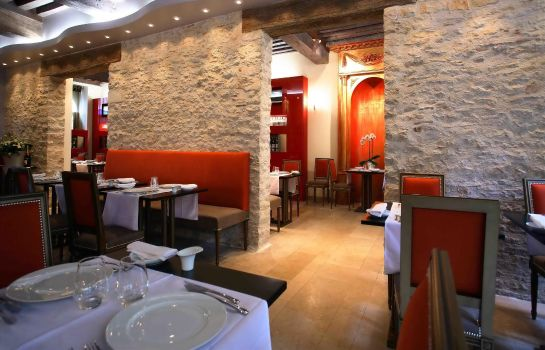 Restaurant Le Cep Small Luxury Hotels