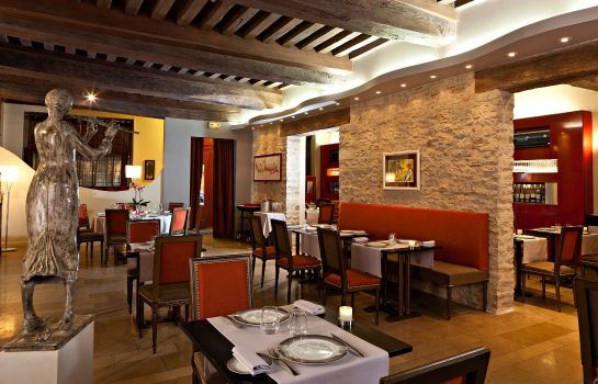 Restaurante Le Cep Small Luxury Hotels