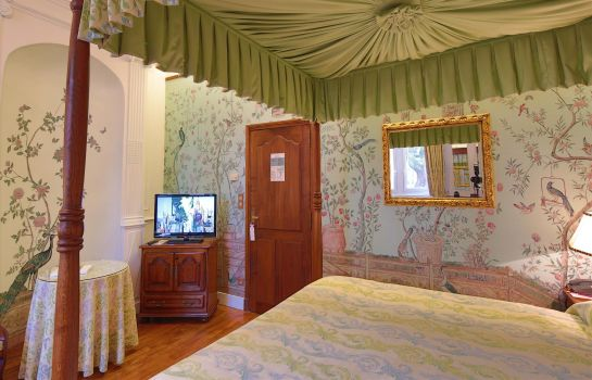 Double room (standard) Le Cep Small Luxury Hotels