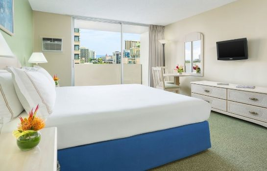 Single room (standard) Ambassador Hotel Waikiki