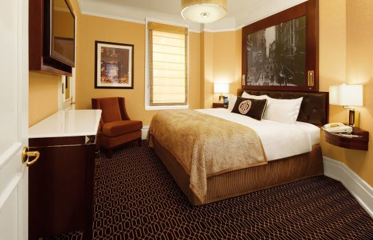 Suite The Algonquin Hotel Times Square Autograph Collection