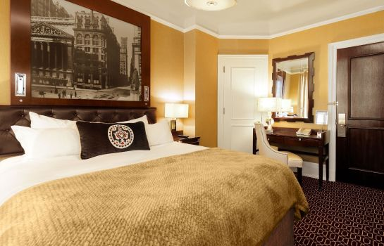 Chambre The Algonquin Hotel Times Square Autograph Collection