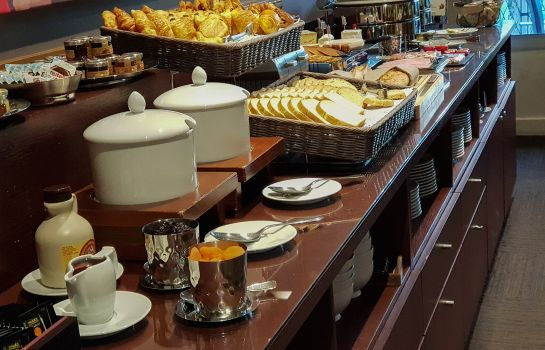 Breakfast buffet Splendid Hotel