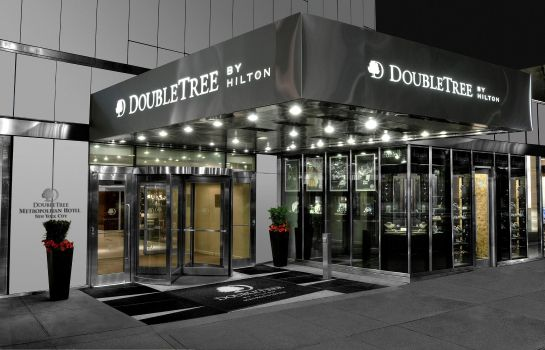 Vista exterior DoubleTree by Hilton Metropolitan - New York City