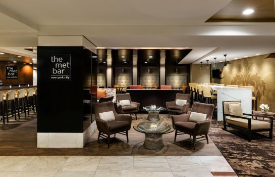 Hotel bar DoubleTree by Hilton Metropolitan - New York City