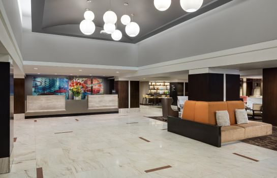 Hotelhalle DoubleTree by Hilton Metropolitan - New York City
