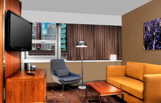 Zimmer DoubleTree by Hilton Metropolitan - New York City
