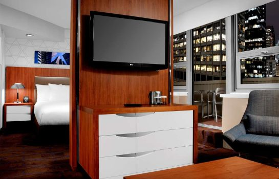 Habitación DoubleTree by Hilton Metropolitan - New York City