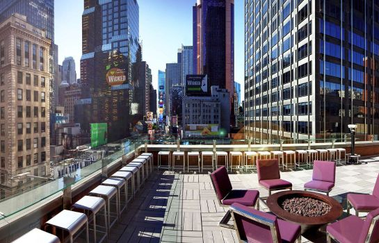 Exterior view Novotel New York Times Square