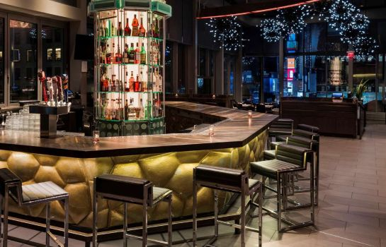 Bar del hotel Novotel New York Times Square