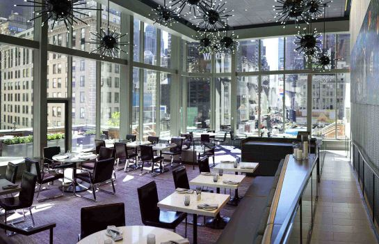 Restaurant Novotel New York Times Square
