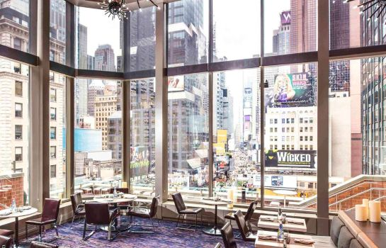 Restaurante Novotel New York Times Square