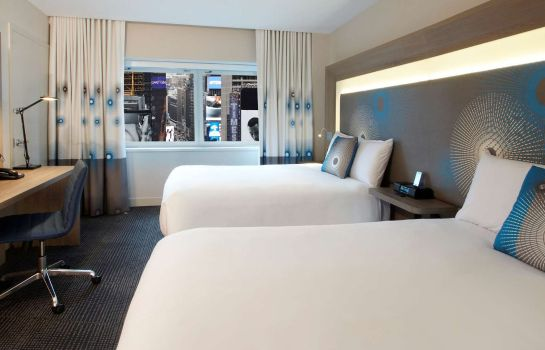 Chambre Novotel New York Times Square