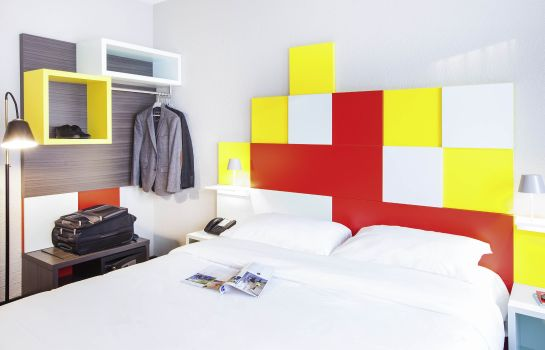 Standardzimmer ibis Styles Bern City