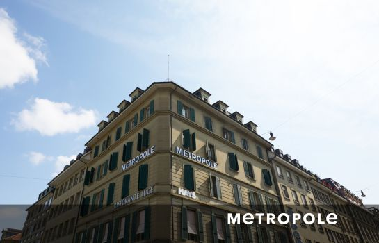 Vista exterior Metropole Easy City Hotel