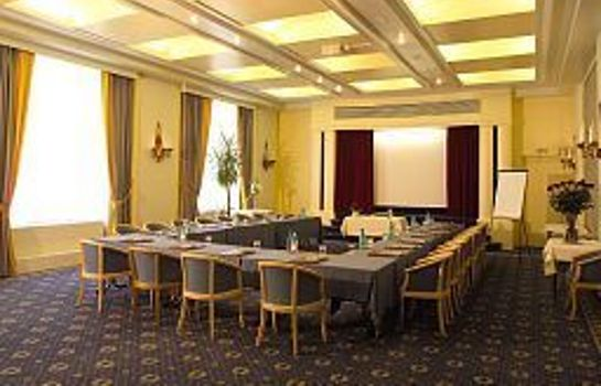 Conference room Grand Hotel Bellevue