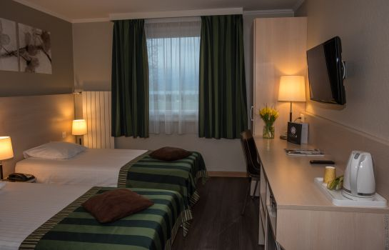 Doppelzimmer Komfort Hotel Everness BW Signature Collection