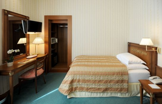Chambre individuelle (standard) Golf-Hotel Rene Capt