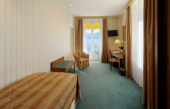 Chambre individuelle (confort) Golf-Hotel Rene Capt