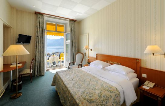 Chambre double (confort) Golf-Hotel Rene Capt