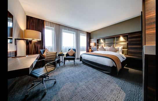 Chambre double (confort) Best Western Premier Hotel Beaulac