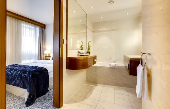 Chambre Best Western Premier Hotel Beaulac