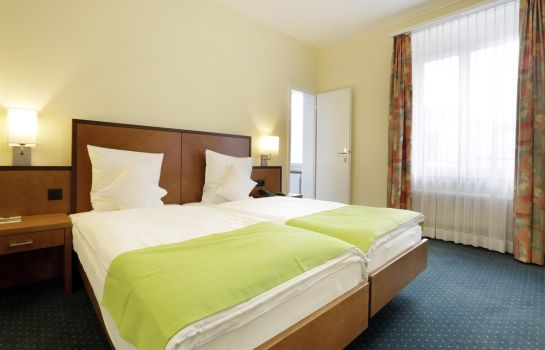Suite junior Best Western Plus Hotel Bahnhof
