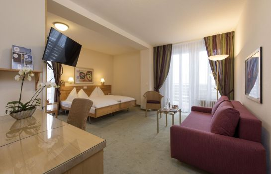 Junior suite Sunstar Hotel Wengen