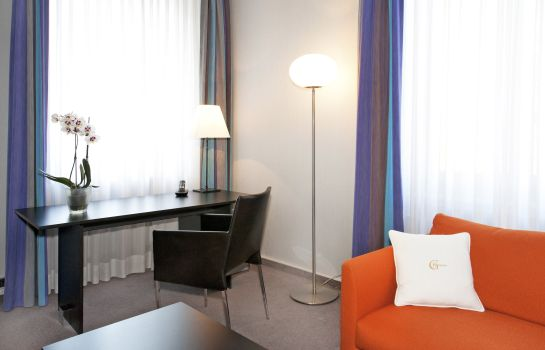 Junior Suite Glärnischhof
