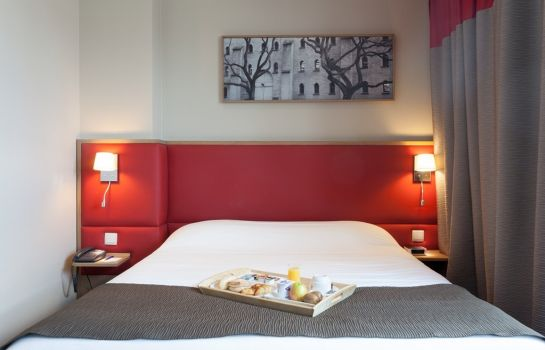 Zimmer Best Western Hotel de France by HappyCulture